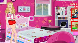 barbie summer room decor play the girl game online