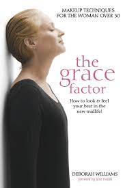 the grace factor makeup techniques for the woman over 50 paperback october 24 2016