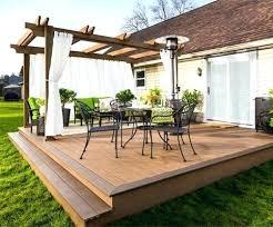 garden patio design ideas custom wooden deck terrace outdoor patio designs wood wooden patio deck home garden patio design ideas
