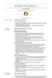 resume names nice group fitness instructor resume good resume titles for  entry level