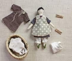 Doll Patterns Interesting Tiny Rag Doll Pdf Pattern Ann Wood Handmade