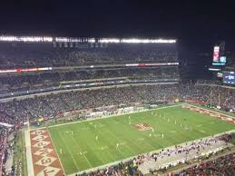 Lincoln Financial Field Section 221 Home Of Philadelphia