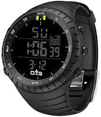 PALADA <b>Men's Digital Sports Watch</b> Waterproof Tactical <b>Watch</b> with ...