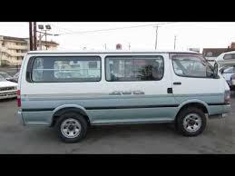 TOYOTA HIACE VAN SUPER GL AT, 1992, VIN: LH119-0031851, 3L diesel ...
