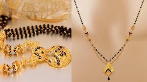 Modern Latest Mangalsutra Designs 2018 Modern Mangalsutra Designs For Married Hindu Women