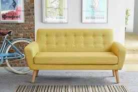 mustard yellow furniture. sexton 2 seater sofa mustard yellow furniture