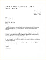 Cover Letter Widescreen Sample Job Application Cover Letters
