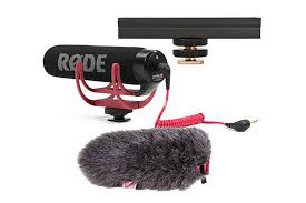 rode microphones videomic go on camera kit