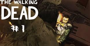 stupid sliding glass door solved the walking dead s1 gameplay walkthrough part 1