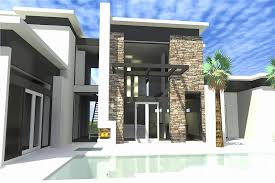 2 bedroom stucco metal roof house plans awesome 4 bedrm 3885 sq ft modern house plan