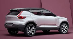2018 volvo xc40. modren volvo 2018 volvo xc40 looks like the production version will stay pretty true to  last yearu0027s concept proportions look almost exactly same to volvo xc40