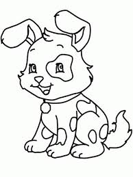 Cute Dog Coloring Pages New Printable Od Dog Coloring Pages Free