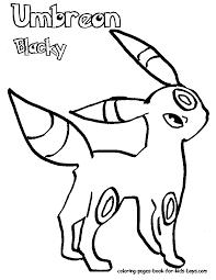 Disegno Pokemon Bianco E Nero Da Colorare Migliori Pagine Da