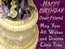 Birthday wishes for best friend with cake ~ Birthday wishes for best friend with cake ~ Girlfriend birthday cake wishes nicewishes