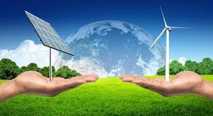 Image result for solar wind energy
