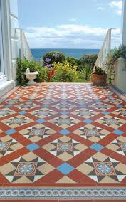 colorful floor tiles design. Patchwork Tiles - Mix And Match Your Favorite Colors For A Personalized Look Colorful Floor Tiles Design L