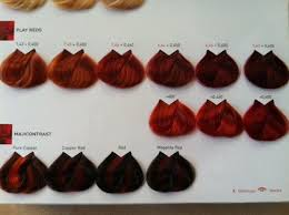 Hicolor Loreal Color Chart Details About L Oreal Majirel Majicontrast Majirouge 50ml