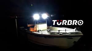 led boat deck lights. TURBRO 2 Pack 7\u0027\u0027 40W OSRAM Combo LED Work Light Off-road Led Boat Deck Lights
