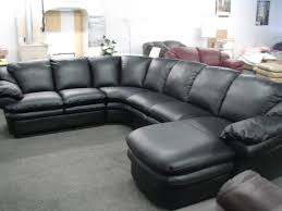 black leather sectional with chaise black leather large sectional sofa