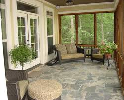 screen porch flooring options country porch exterior tile floor screened porch effective porch