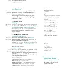 Fashion Design Resume Template Sample Industry Entry Level Samples