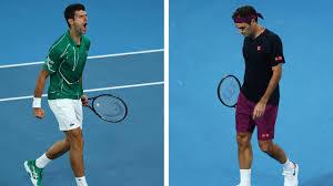Australian Open 2020: Novak Djokovic def Roger Federer ...