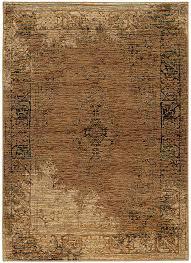 oriental weavers andorra 6845d gold brown area rugs