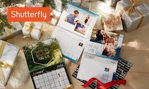 8x11 Calendar Personalized Wall Calendar Shutterfly Groupon