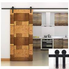 single closet doors. Contemporary Doors Single Closet Doors Amazoncom Hahaemall Antique 516ft Sliding  Barn And Single Closet Doors