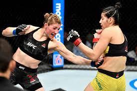 UFC should give Irene Aldana a title shot vs. Nunes next