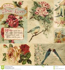 vintage birds background. Contemporary Background Vintage Bird And Flowers Collage Background Intended Birds Background B