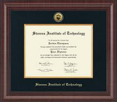stevens institute of technology presidential gold engraved diploma  stevens institute of technology presidential gold engraved diploma frame in premier item 212262 from campus store