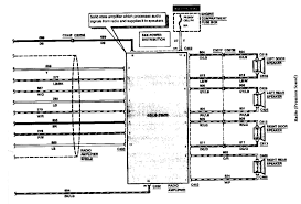 lincoln town car wiring diagram wiring diagrams and schematics 1989 lincoln town car factory foldout wiring diagram original