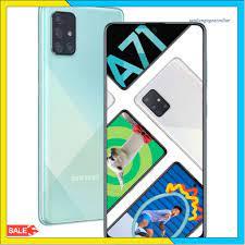 Mã 229ELSALE hoàn 7% đơn 300K] Điện thoại Samsung Galaxy A71 ram 8gb 128gb  mới 100% hàng chính hãng việt nam