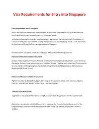permanent resident application cover letter sample cover letter for singapore citizenship application best