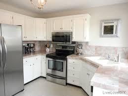 White Kitchen Idea Kitchen Endearing Small White Kitchens Ideas Also Astonishing