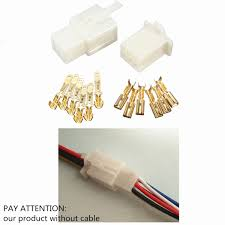 5sets 6 way 2 8mm connector terminal kit for car motorcycle pin 5sets 6 way 2 8mm connector terminal kit for car motorcycle pin blade scooter atv