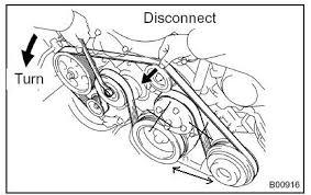 how to ls460 460l serpentine belt replacement pics club how to ls460 460l serpentine belt replacement pics club lexus forums