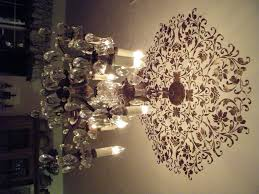 full size of living dazzling decorative chandelier ceiling plate 1 pretty medallion medallions for light fixtures