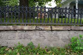 short privacy fence outdoor hildreth lord hawley farm wrought