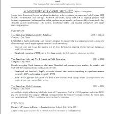 Scannable Resume Examples Resume Sample Scannable Resume Format ...