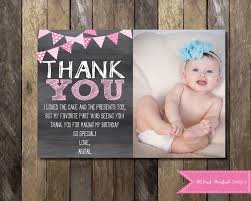 first birthday thank you cards unique funky 1st birthday invitation poems s invitation card ideas