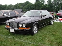 Bentley Continental R - Wikipedia
