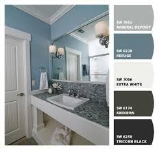 Sherwin Williams Sea Salt Great Bathroom Color Or Guest Room Sherwin Williams Bathroom Colors