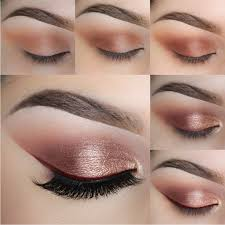 natural eye makeup tutorials for fashionista s trendy mods