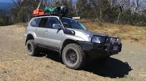 Martina's 2003 Toyota Prado Off-Roader | Loaded 4X4