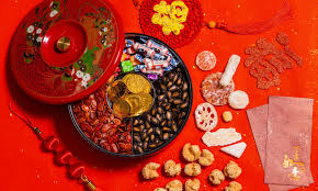 Eating Your Fortune: The Art Of The Chinese New Year Candy Box