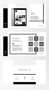 Graphic Design Proof Template Powerpoint Branding Template Ashi The Ashi Brand