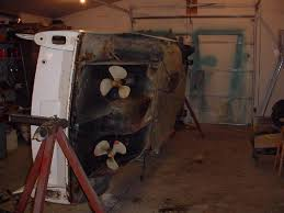 1964 amphicar restoration spin the bottle rotis rear bot jpg
