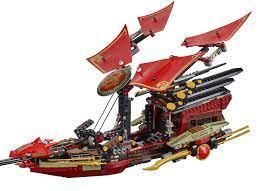 Lego Ninjago Le Bounty Terrestre - Novocom.top